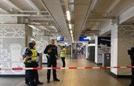 جريحان بهجوم بسكين بمحطة القطارات في أمستردام