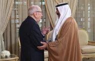 الرئيس التونسي يشكر الكويت على دعمها ومساندتها لبلاده