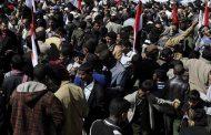 آلاف المتظاهرين اليمنيين يحرقون علم الإمارات ويطالبون بطردها من التحالف