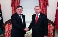 اتفاق عسكري لتركيا في ليبيا