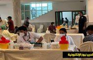 الصحة: تطعيم 4000 من العاملين في الحسينيات