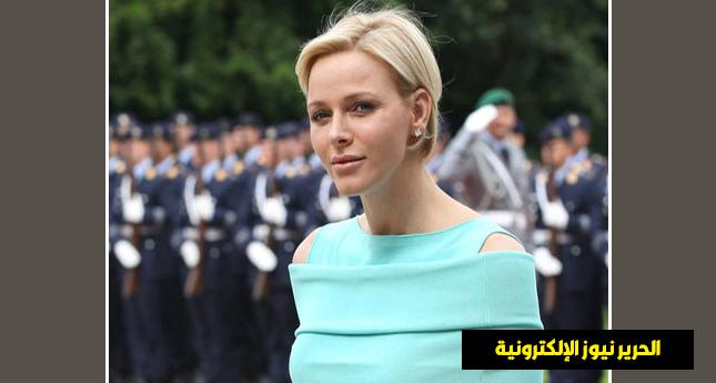 شارلين أميرة موناكو في وضع