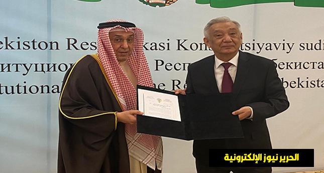 رئيس المحكمة الدستورية يشيد بنزاهة وشفافية انتخابات الرئاسة الاوزبكستانية