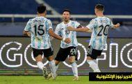 ميسي يقود الأرجنتين لاكتساح أوروغواي بثلاثية في تصفيات كأس العالم
